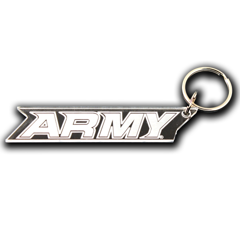 Laser Engraved West Point ARMY Key Chain Gift