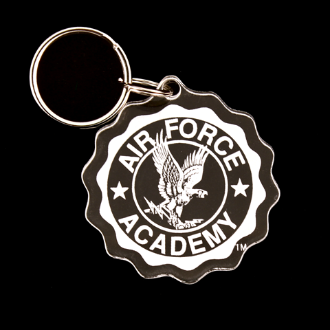 Air Force Academy Crest Key Chain Gift