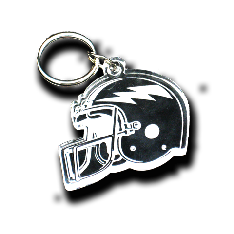 Air Force Academy Football Helmet Key Chain Gift
